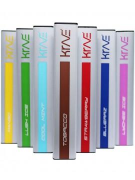 Krave Disposable Vape Pen - 5% Salt Nic juice 1.3ml