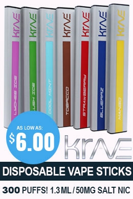 Krave Disposable Vape Pens